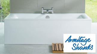 Armitage Shanks Rectangular Baths