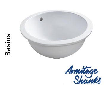 Armitage Shanks Basins