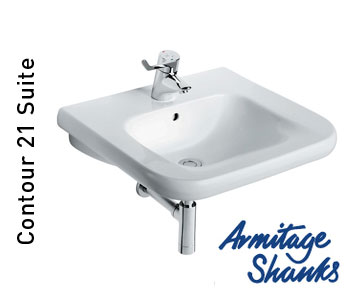 Armitage Shanks Contour 21 Bathroom Suite