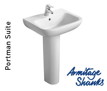 Armitage Shanks Portman Bathroom Suite