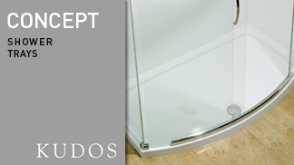 Kudos Concept Shower Trays