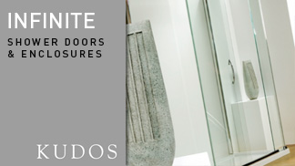 Kudos Infinite Shower Doors and Enclosures
