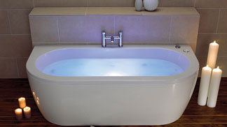 Wellness Airspa Whirlpool Baths