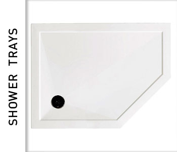 Aqata Shower Trays