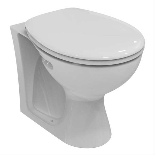 Armitage Shanks Sandringham 21 Back to wall WC pan only