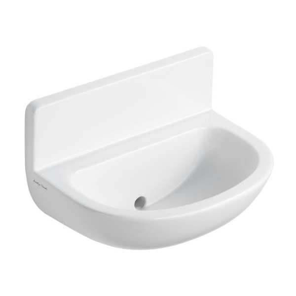 Armitage Shanks Contour 21 50cm upstand basin with back outlet