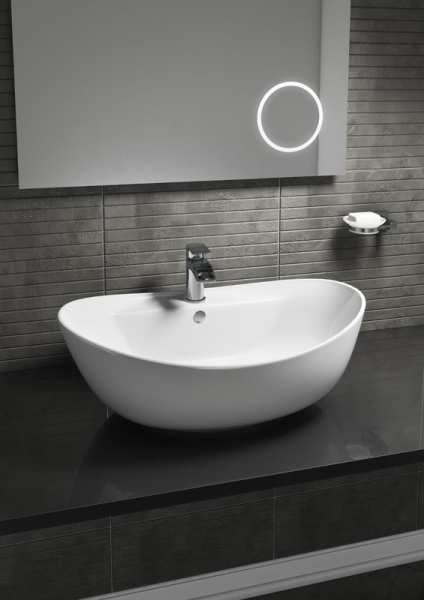 Cassellie Oval Countertop Basin CVB012