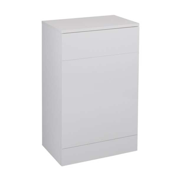 Cassellie Kass Gloss White WC Unit 500mm KS50WC 33D