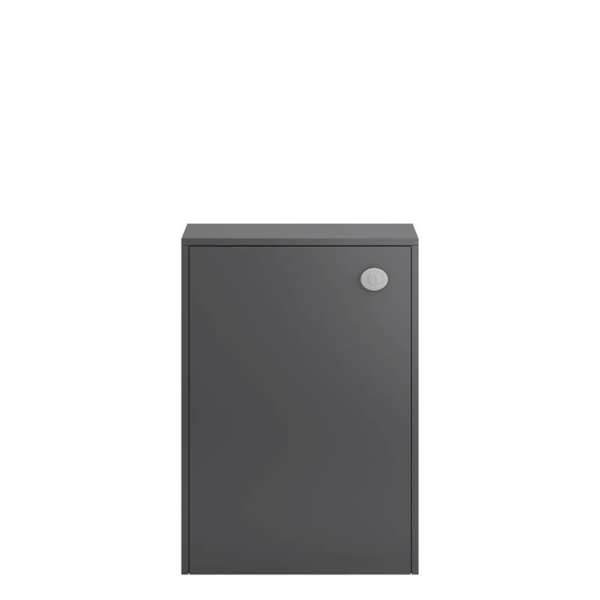 Hudson Reed Apollo Grey Gloss 600mm WC Unit FMA446C