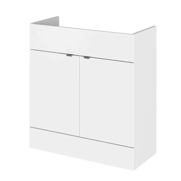 Hudson Reed Gloss White 800mm Vanity Unit OFF109