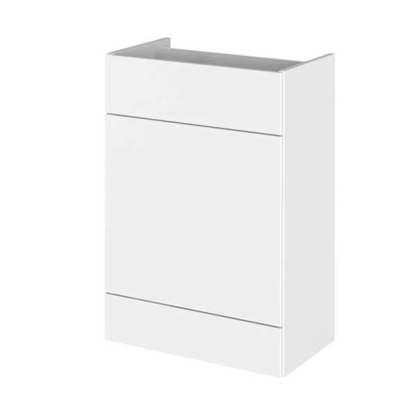Hudson Reed Gloss White 600mm WC Unit OFF148