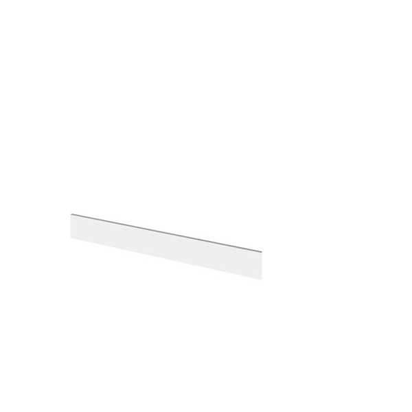 Hudson Reed Gloss White 1250mm Plinth OFF191