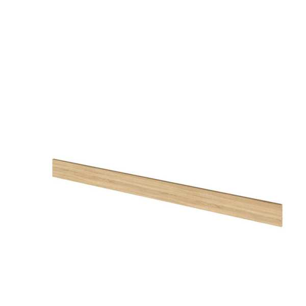 Hudson Reed Natural Oak 2000mm Plinth OFF393