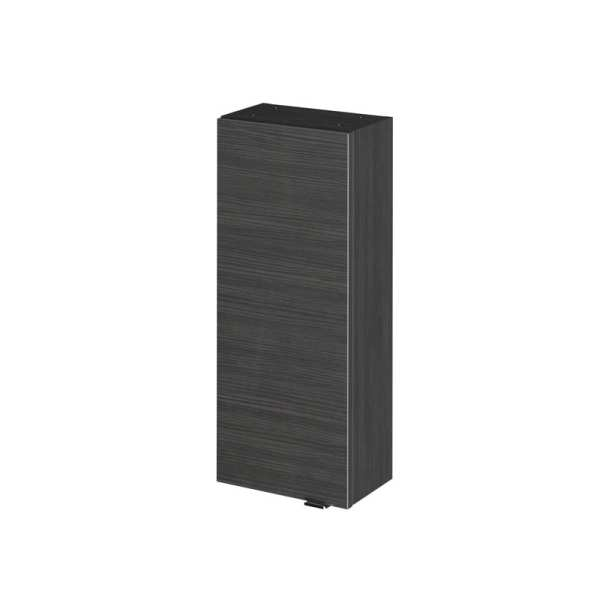 Hudson Reed Hacienda Black 300mm Wall Unit OFF651