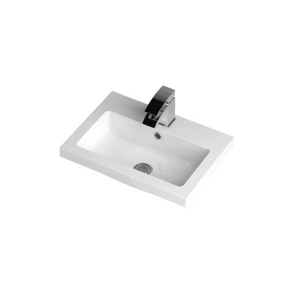 Hudson Reed Furniture Ceramics 500mm Full Depth Basin PMB312