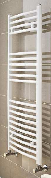 Kartell K RAIL Curved Towel Rail 300mm x 800mm White