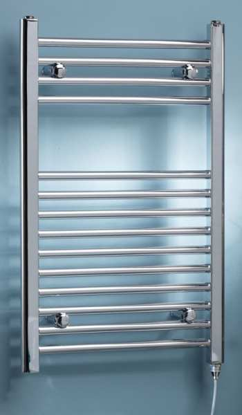 Kartell K Rad ELECTRIC ONLY CURVED Towel Rail 500 x 800mm 150W Thermostatic