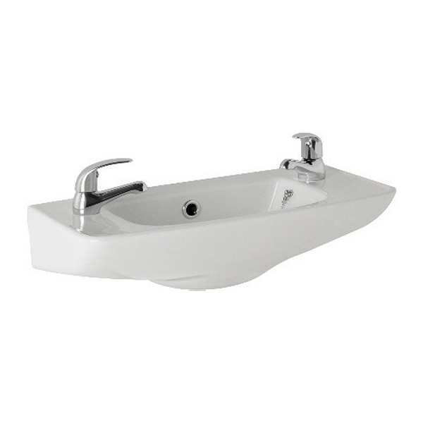 Kartell G4K 510mm 1 Tap Hole Short Projection Basin POT196G4K