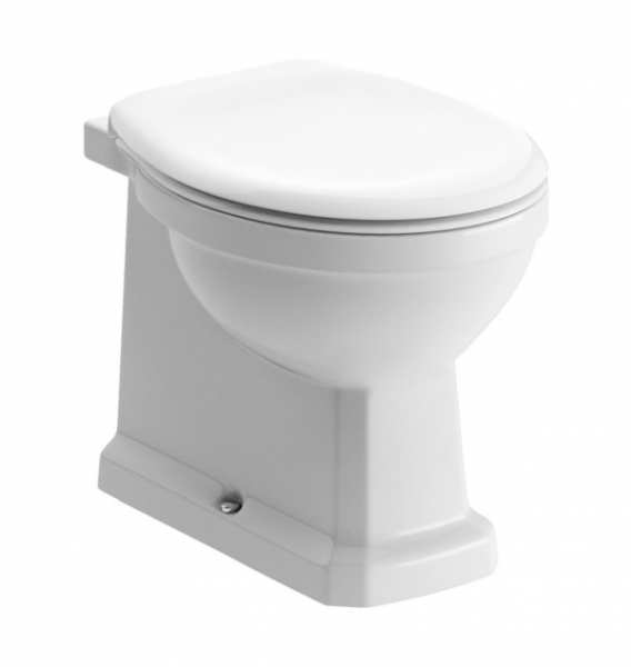 Moods Sherbourne Back To Wall Pan And Soft Close Seat DIPTP0180