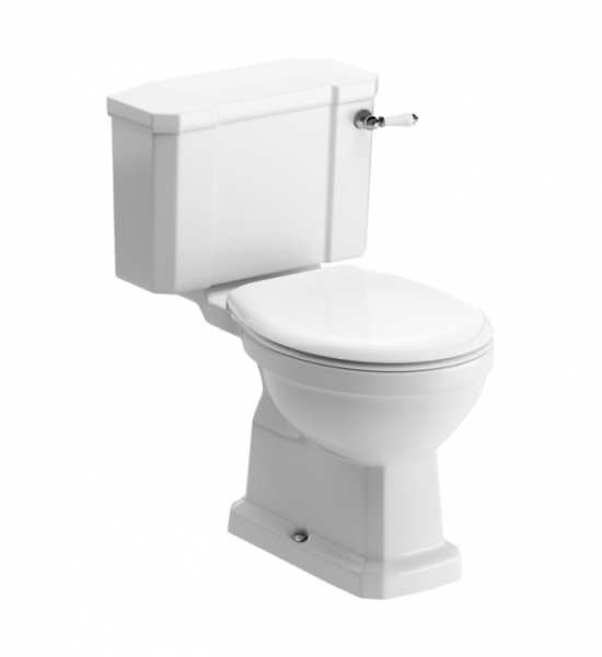 Moods Sherbourne Close Coupled WC And Soft Close Seat DIPTP0182