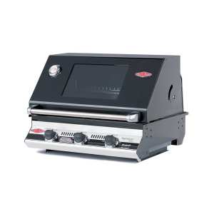 BeefEater Signature 3000E 3 Burner Built In BBQ