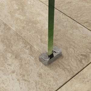 Cassellie Horseshoe 10mm Wet Room Floor Stopper WRF002
