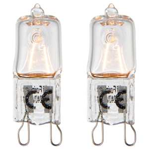 Endon G9 eco halogen Un Zoned Lamp Halogen Bulb 70064
