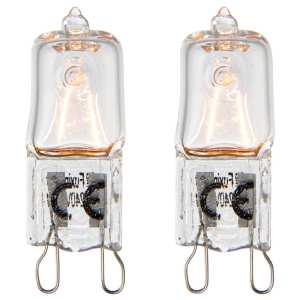 Endon G9 eco halogen Un Zoned Lamp Halogen Bulb 70065