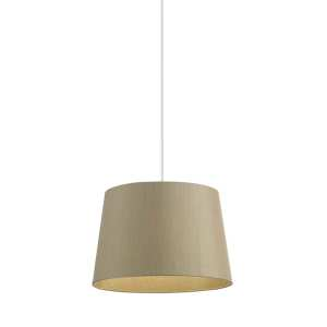 Endon Cordelia Tapered Cylinder Light Shade CORDELIA 12GO L
