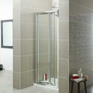 Kartell Koncept 760mm Bi Fold Shower Door KON760BF