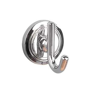 Miller Oslo Robe Hook Single Chrome 8022C