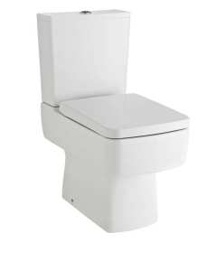 Premier Bliss Compact Semi Flush to Wall Pan and Cistern CBL008