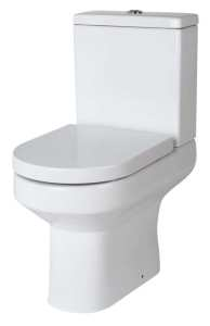 Premier Harmony Semi Flush to Wall Pan and Cistern CHM003