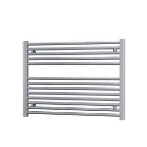 Radox Premier Flat Horizontal 600 x 800 CHROME Towel Radiator