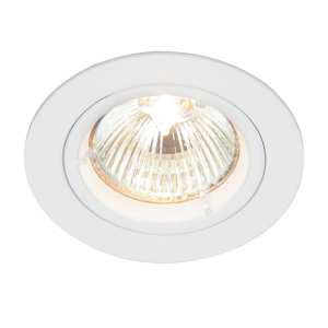 Saxby Cast Fixed Halogen Downlight 52331