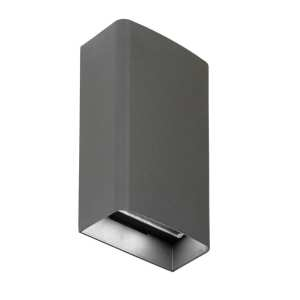 Saxby Odin Outdoor Non Automatic LED Wall Light EL 40073