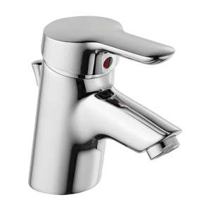 Sottini Rosita Monobloc Basin Mixer Tap With Pop Up Waste B8419AA