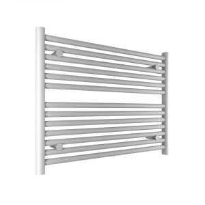 Tissino Hugo Towel Radiator 600 x 800 Mont Blanc