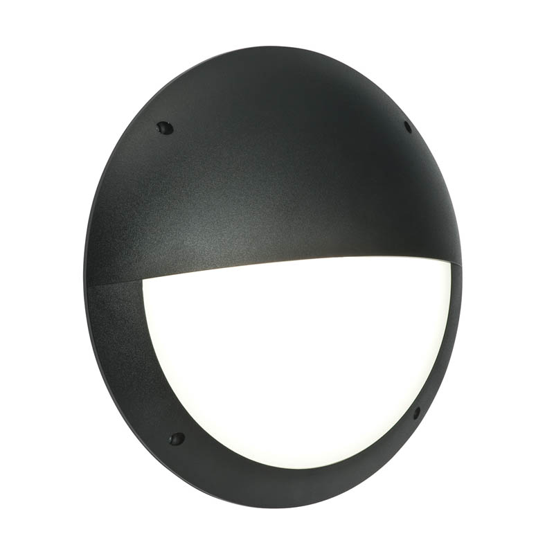 Saxby seran outdoor bulkhead led wall light 55690 55690 saxby seran outdoor bulkhead led wall light 55690 mozeypictures Images