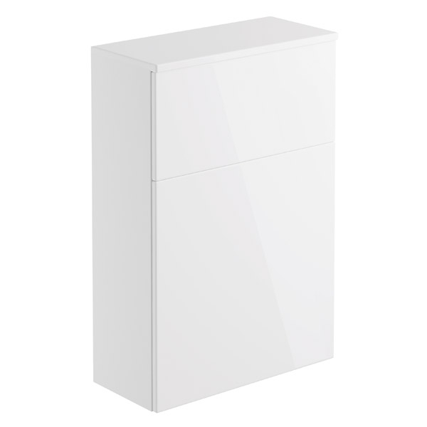 Moods Carino White Gloss WC Unit DIFM0458