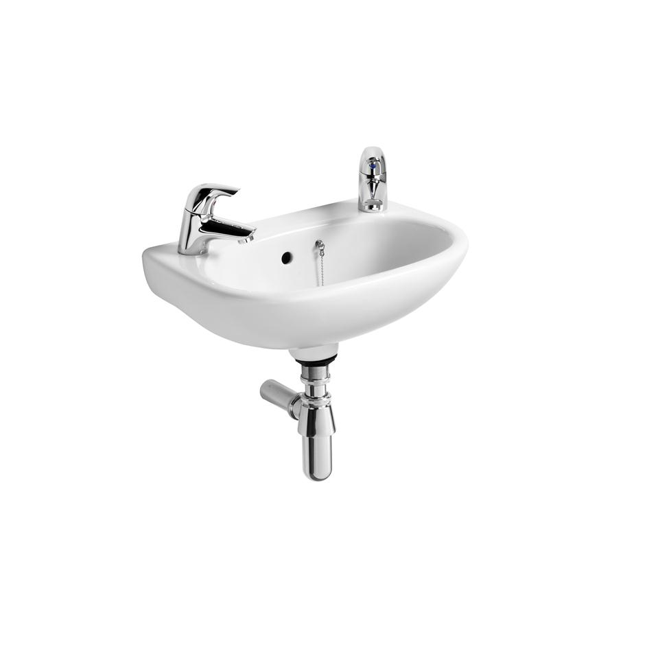 Ideal Standard Studio 45cm Hand Rinse Basin Two Tapholes
