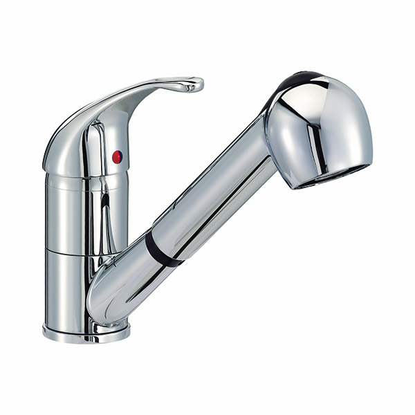 Mayfair Titan Kitchen Mono Mixer Tap Pullout Handset Kit007 Kit007