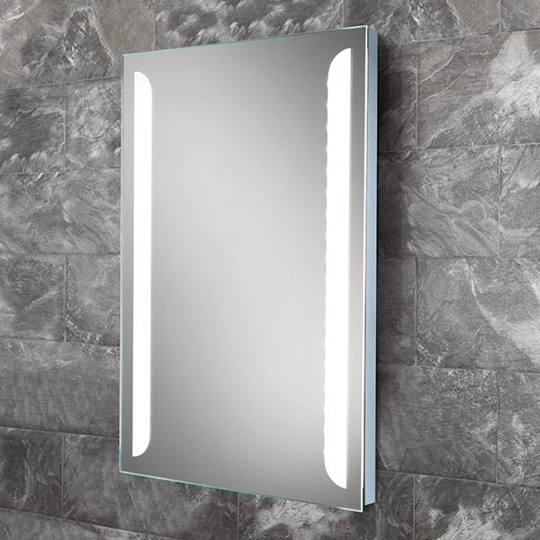 HIB Livvy LED Bathroom Mirror 500 x 700mm 77405000 - 77405000