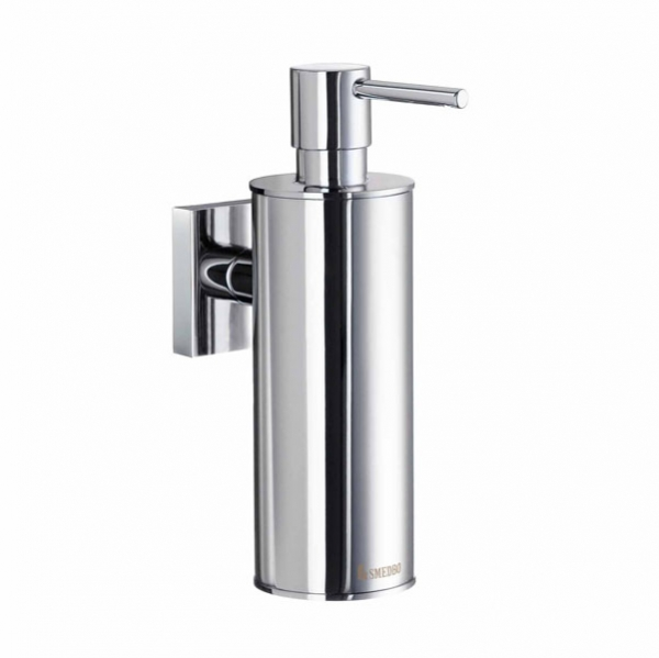 Smedbo House Soap Dispenser With Holder Rk370