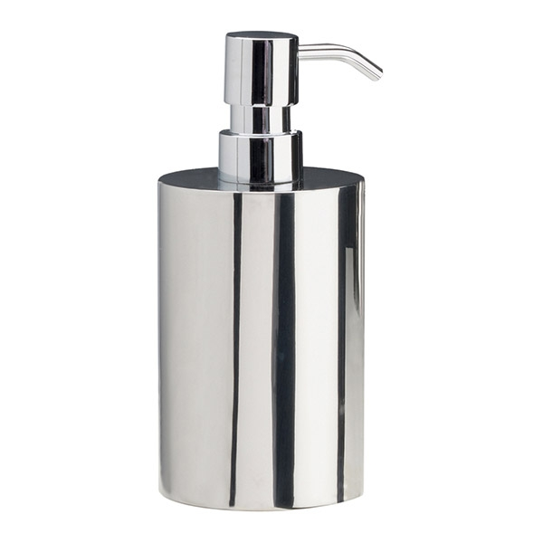 Urban Steel Soap Dispenser Free Standing Polished St21dp Bo St21dp