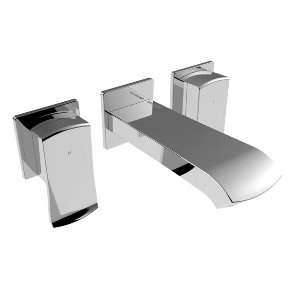 Bristan Descent Wall Mounted Bath Filler Tap Dsc Wmbf C On