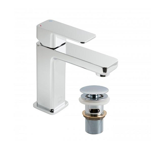 Buy The Vado Phase Basin Mixer With Clic Clac Waste Pha