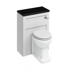 Burlington 600 Traditional Back To Wall WC Unit