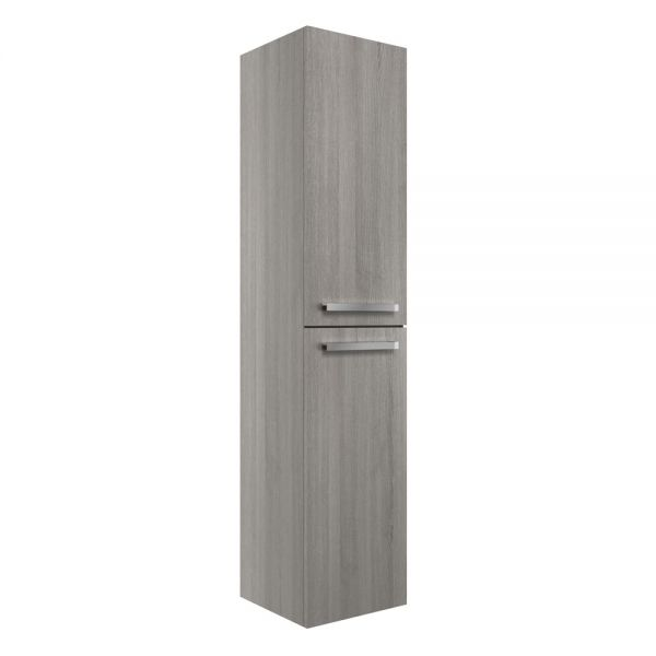 Bathrooms to Love Morina Elm Grey Tall Furniture Unit DIFT1822