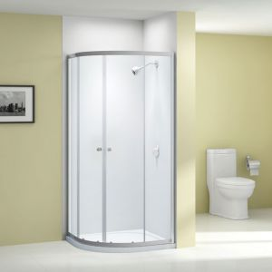 Merlyn Ionic Source 800 x 800 2 Door Quadrant Shower Enclosure